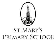 ST MARY'S square logo